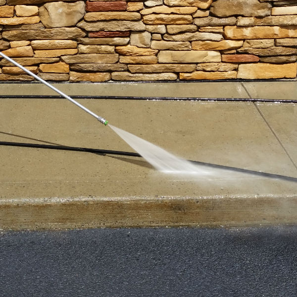 Pressure cleaning service solutions for Concrete cleaning service